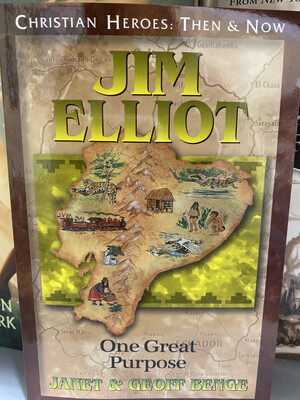 BENGE, Jim Elliot