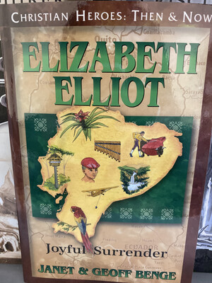 BENGE, Elizabeth Elliot