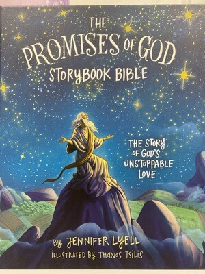 LYELL, The Promises Of God Storybook Bible