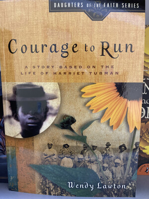 LAWTON, Courage To Run