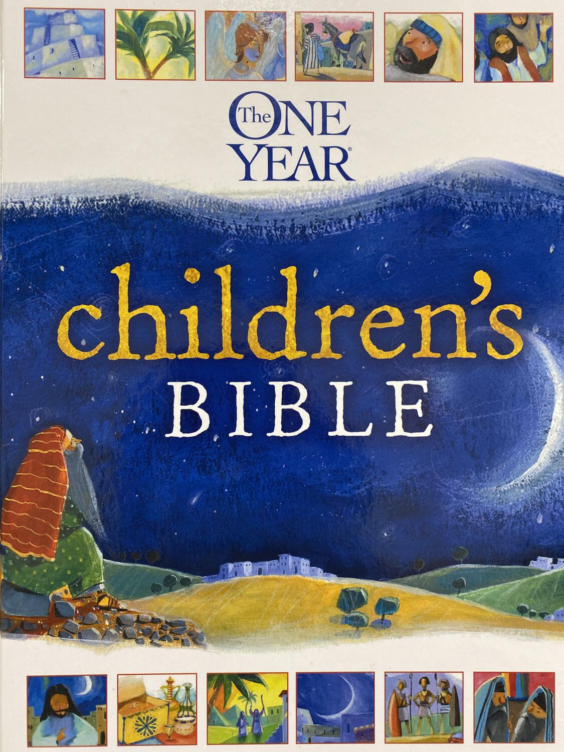 DAVIES, The One Year Children's Bible