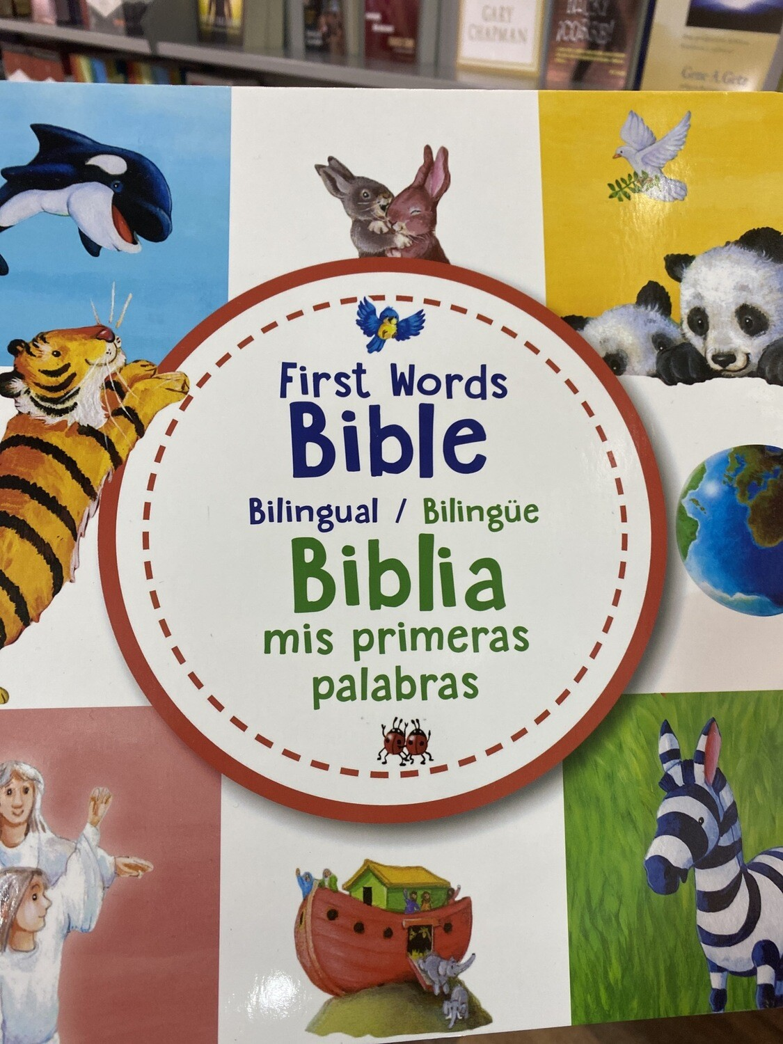 First Words Bible, Bilingual