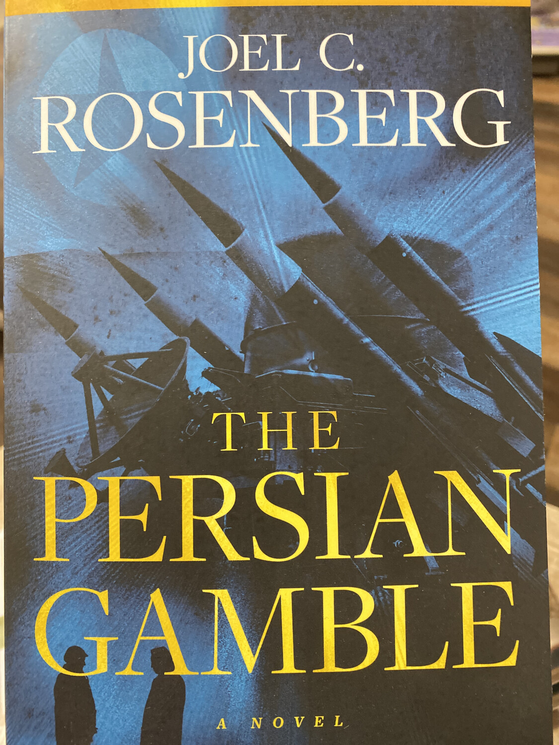 ROSENBERG, THE PERSIAN GAMBLE