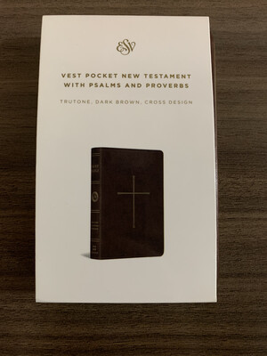 ESV, Vest Pocket New Testament