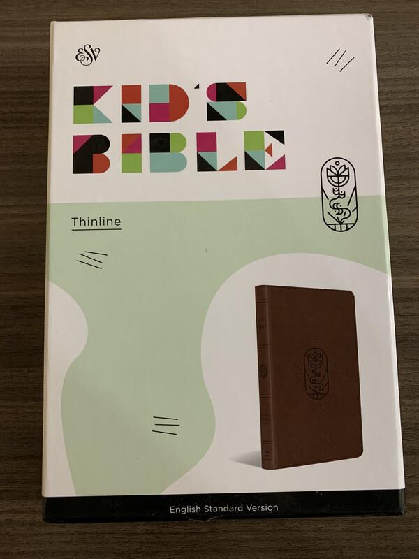 ESV, Kid's Bible, The True Vine