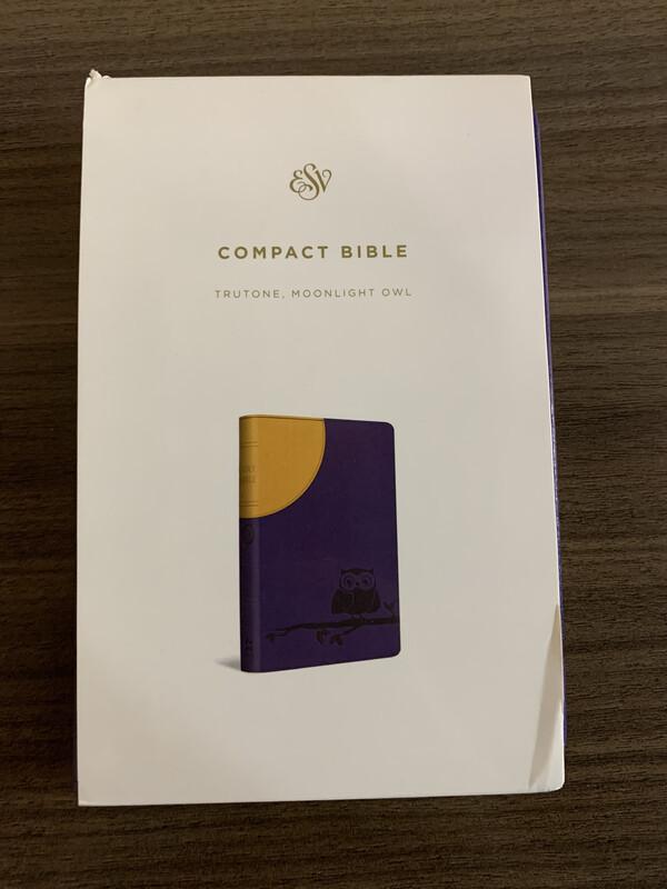 ESV, Compact Bible