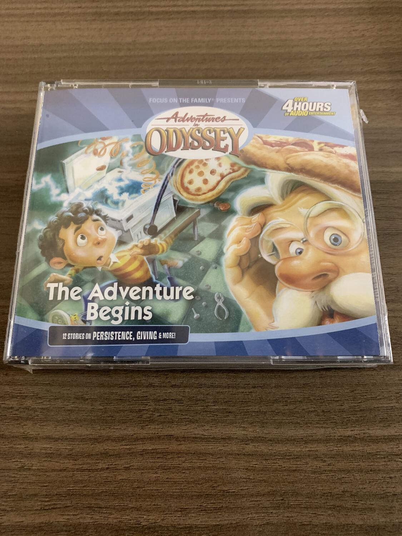 AIO, The Adventures Begin