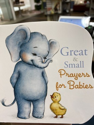 KENNEDY, Great & Small Prayers For Babies