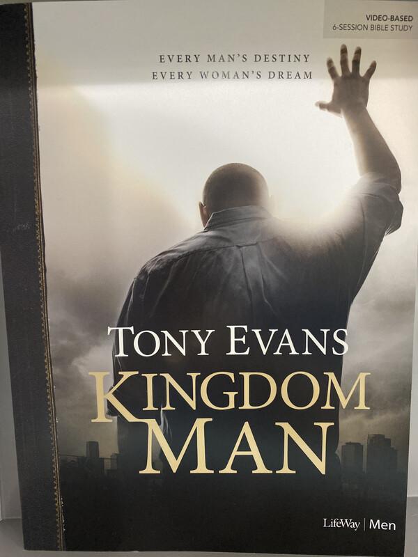 EVANS, Kingdom Man