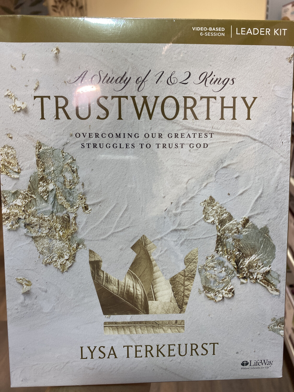 TERKEURST, Trustworthy 1&2