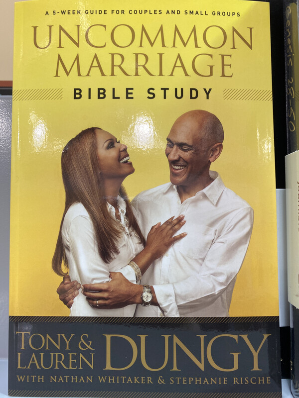 DUNGY, Uncommon Marriage Bible Study