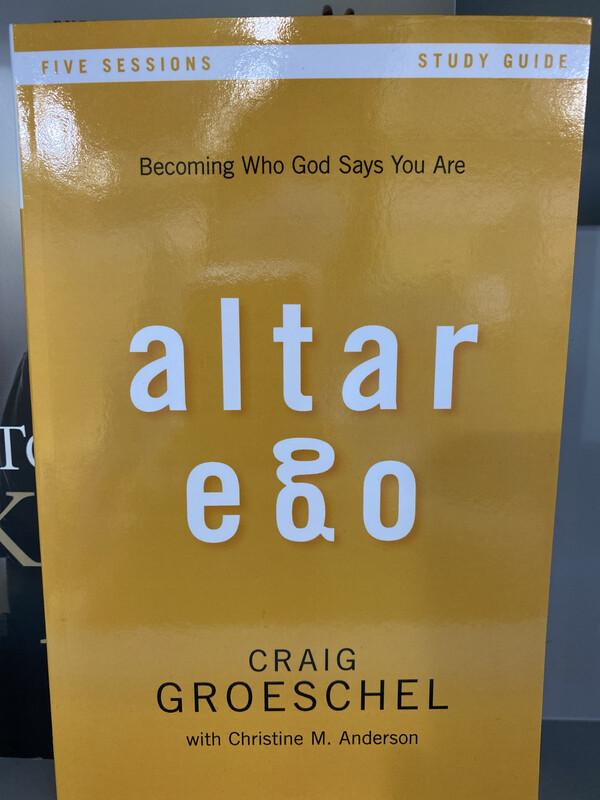 GROESCHELL, Alter Ego