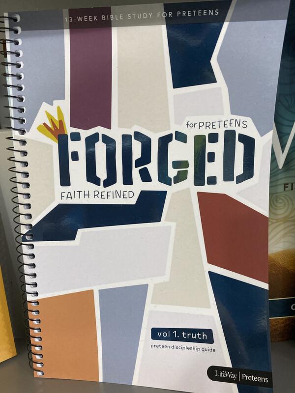 Forged Faith Refined, Vol. 1
