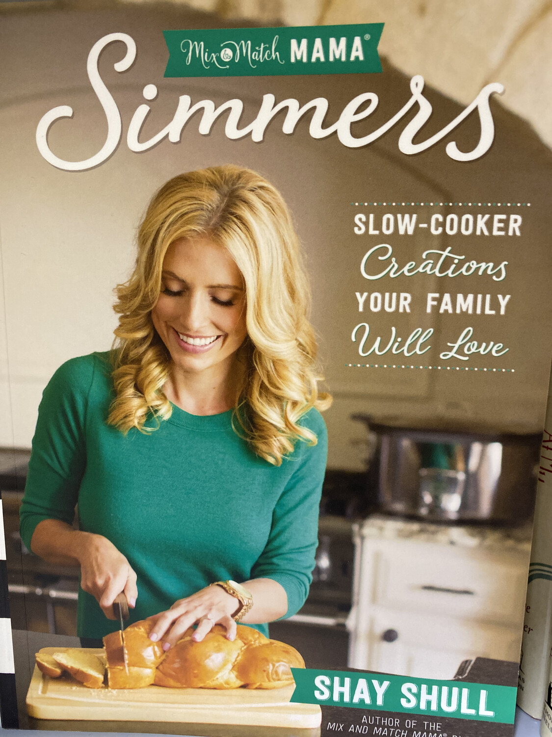 SHULL, Simmers, Slow-cook Creations