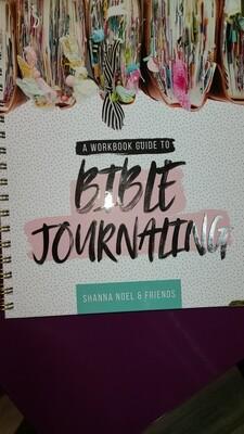 Journal, A Workbook Guide To Bible Journaling (Shanna Noel)
