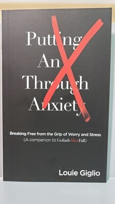GIGLIO, Putting An X ThrougH Anxiety