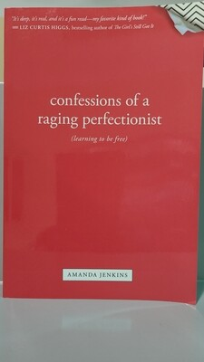 JENKINS, Confessions Of A Raging Perfectionist
