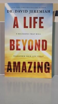 JEREMIAH, A Life Beyond Amazing