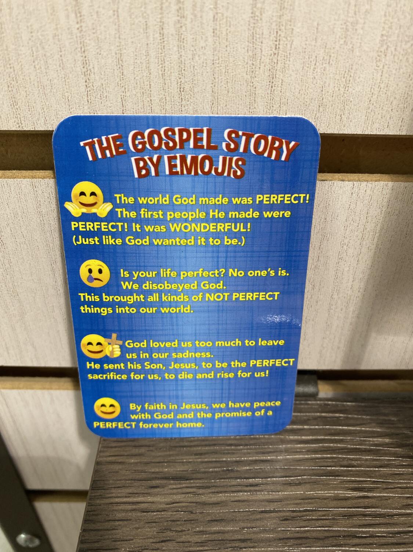 Bookmarks, Emoji