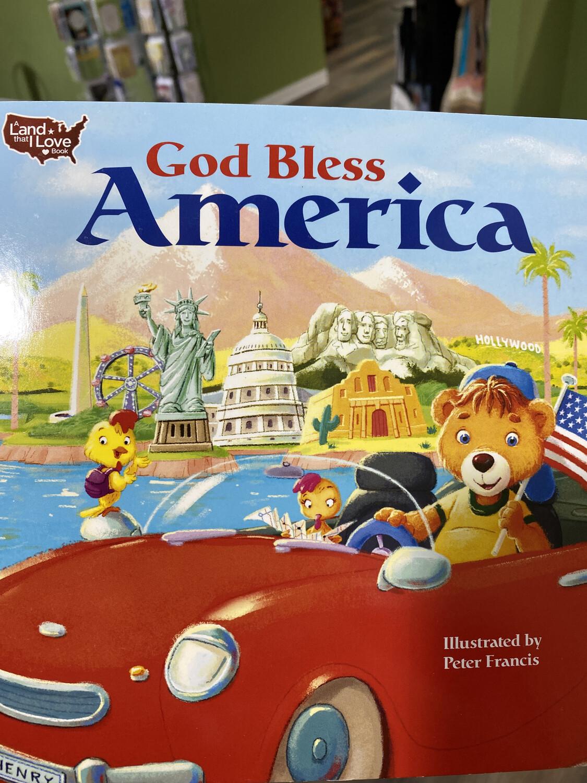 BOARD BK, God Bless America