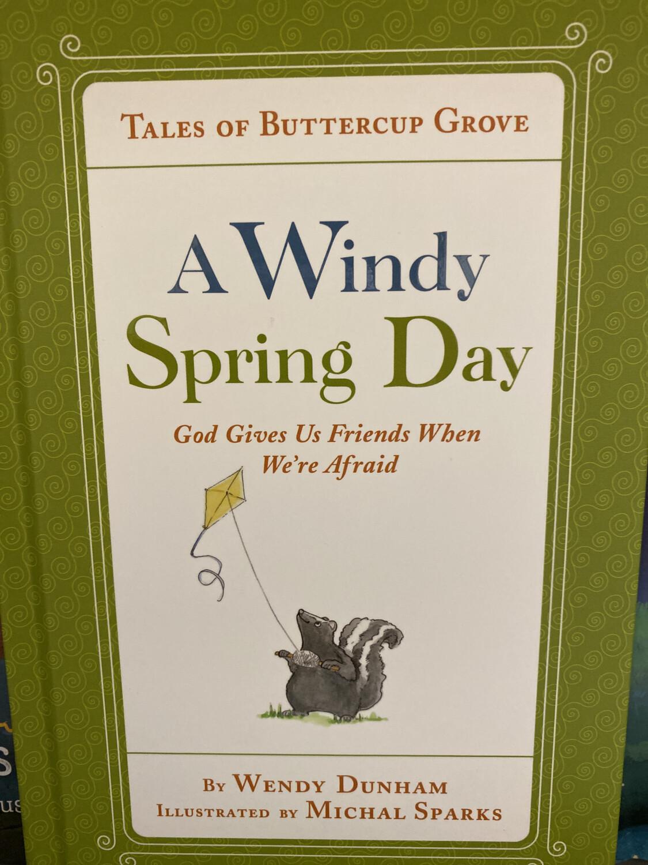 DUNHAM, A Windy Spring Day