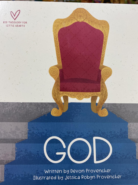 God Board book