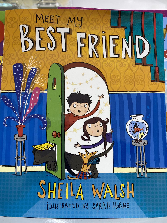 WALSH, Meet My Best Friend