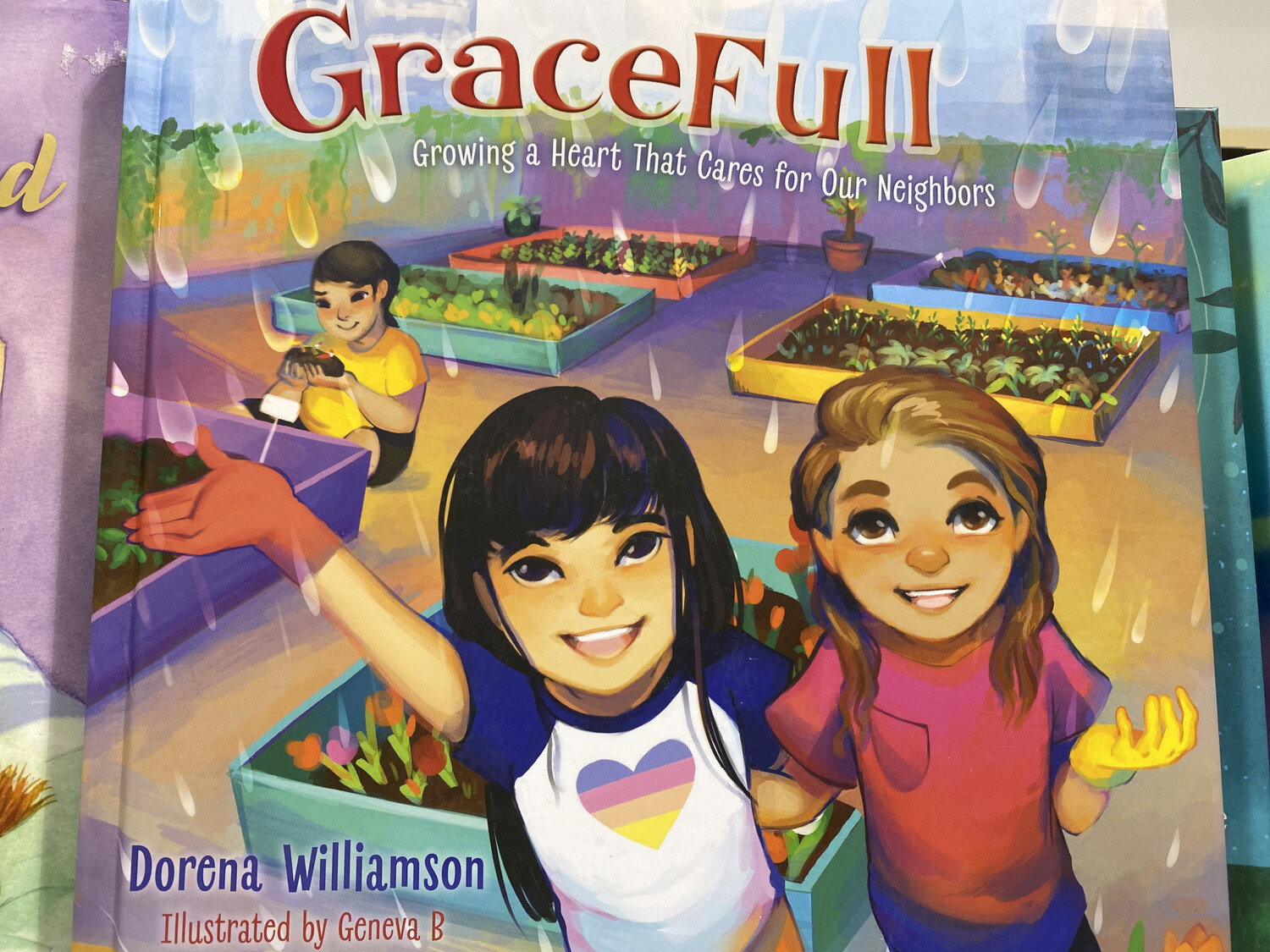 WILLIAMSON, Gracefull