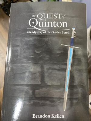 KEILEN, The Quest Of Quinton