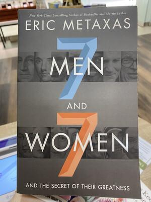 METAXAS, 7 Men And 7 Women
