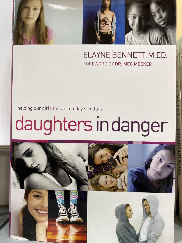BENNETT, Daughters In Danger
