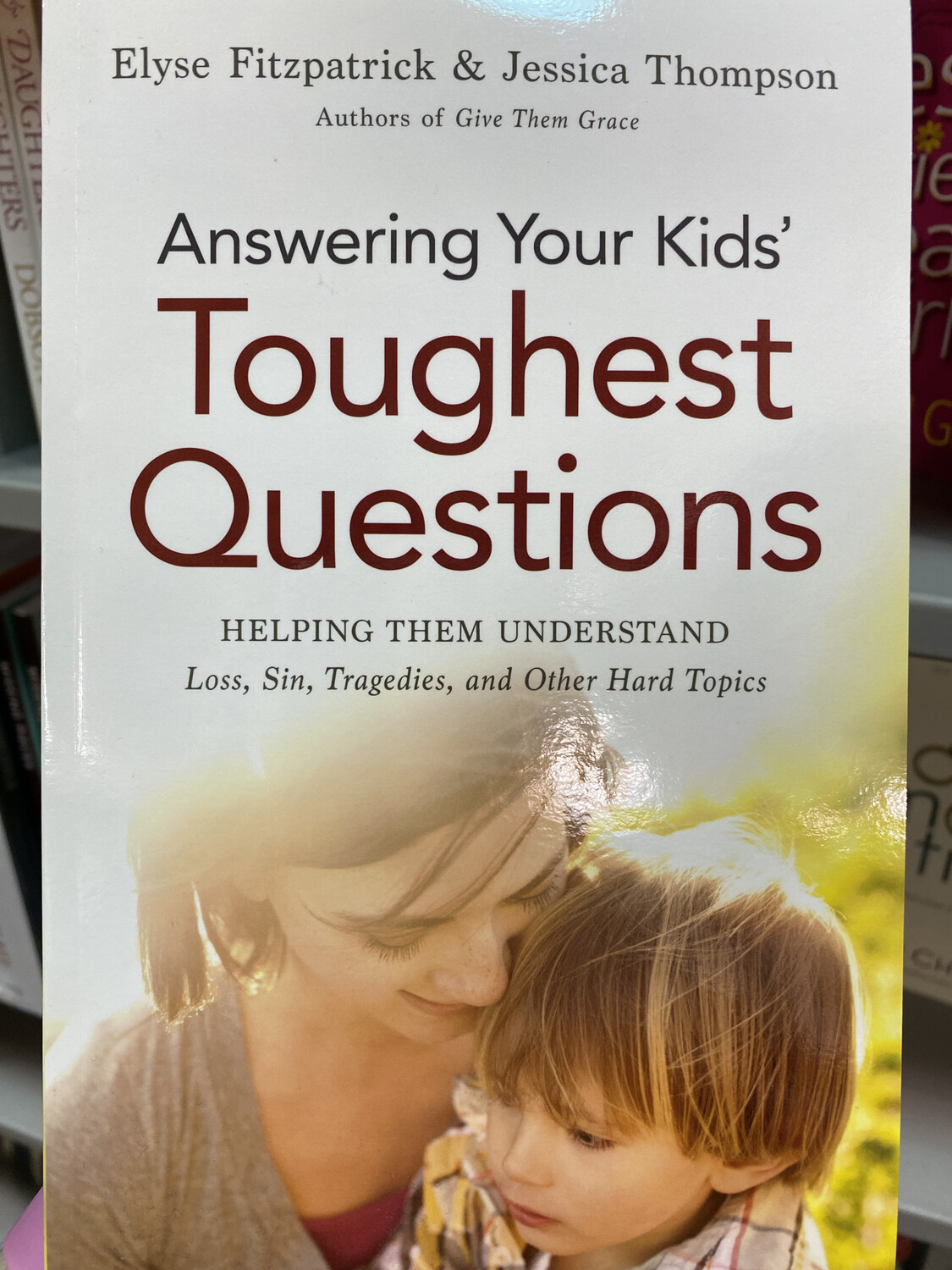 FITZPATRICK, Answering Your Kids Toughest Questions