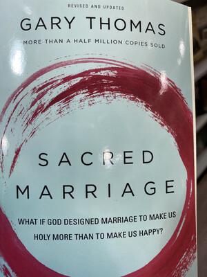 THOMAS,  Sacred Marriage