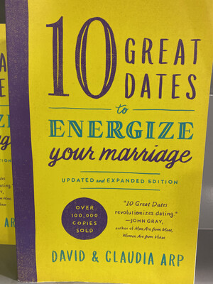 ARP, 10 Great Dates To Energize Your Marriage