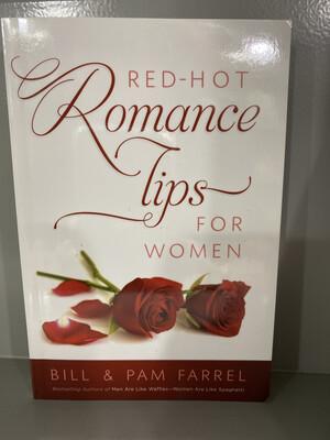 FARRELL, Red Hot Romance Tips For Women