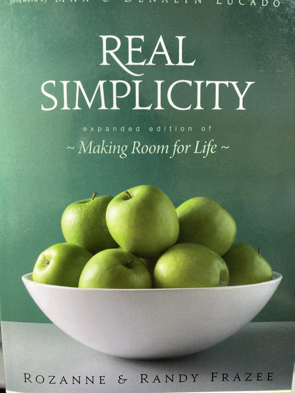 FRAZEE, Real Simplicity