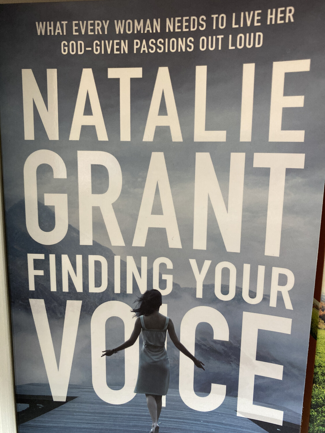 GRANT, Finding Your Voice