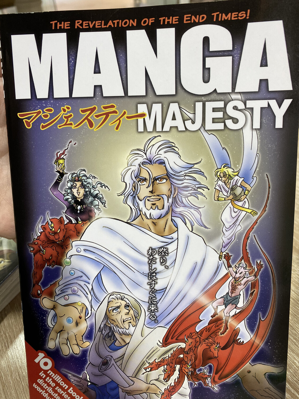 MANGA, Majesty