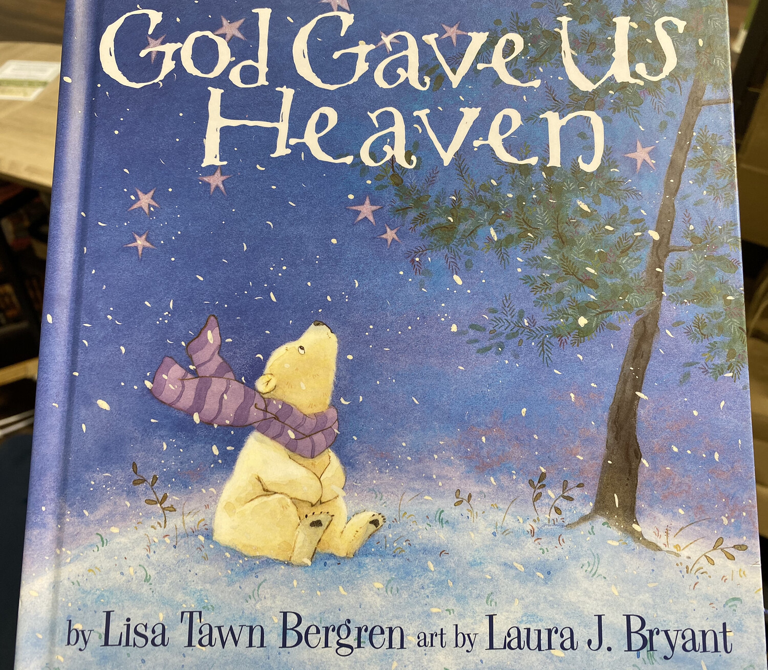 BERGREN, God Gave Us Heaven