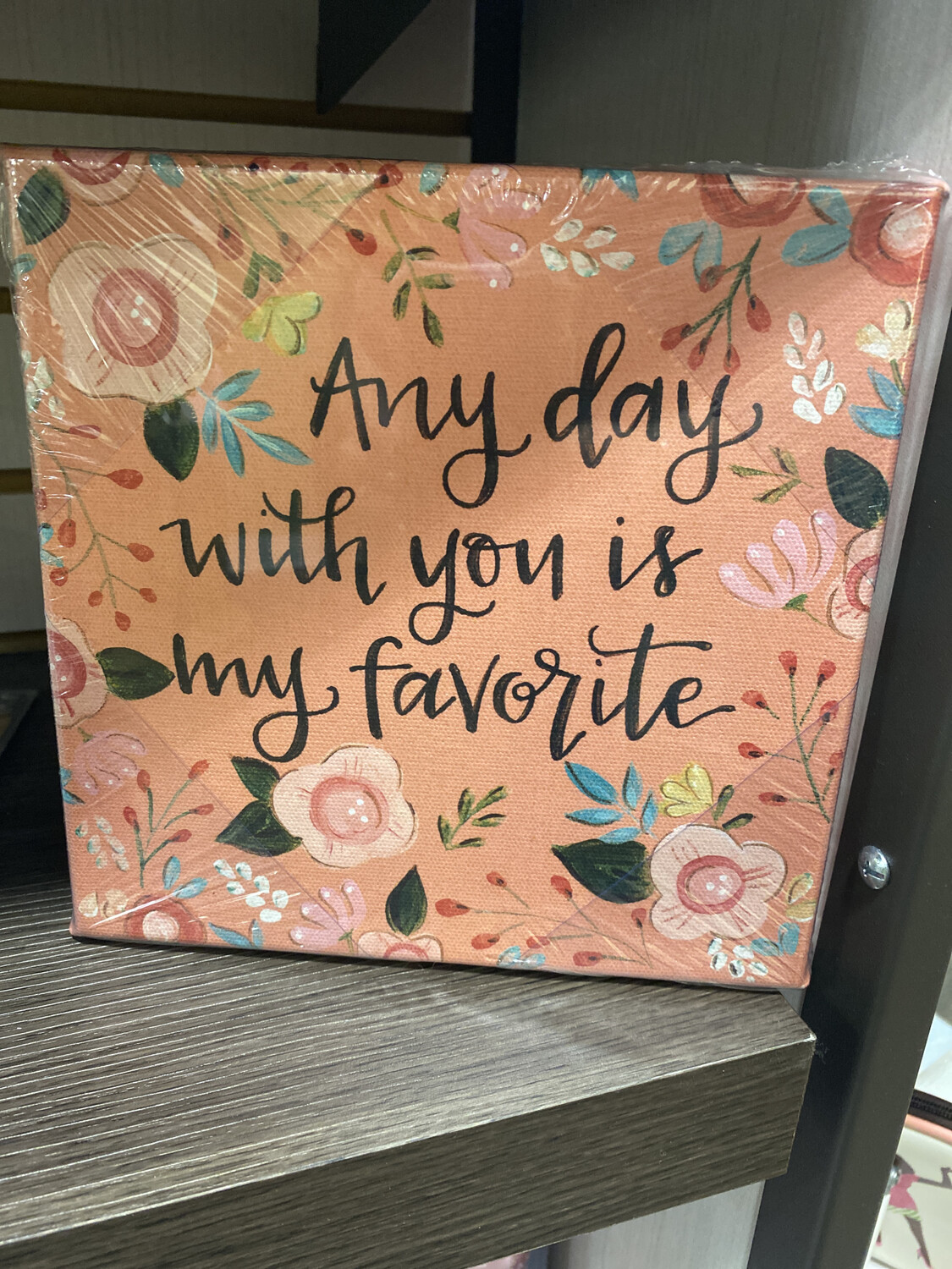 Any Day Canvas