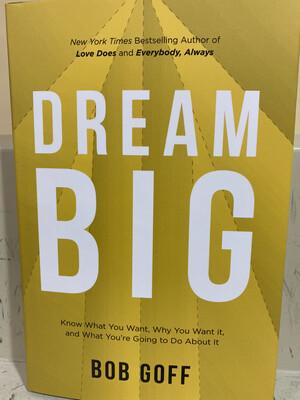 GOFF, Dream Big