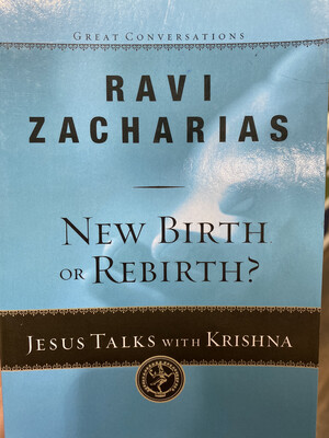 ZACHARIAS - New Birth Or Rebirth