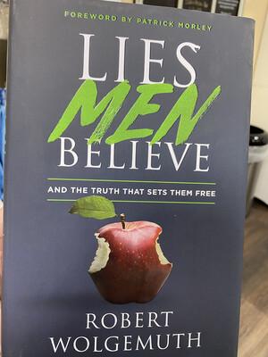 WOLGEMUTH - Lies Men Believe