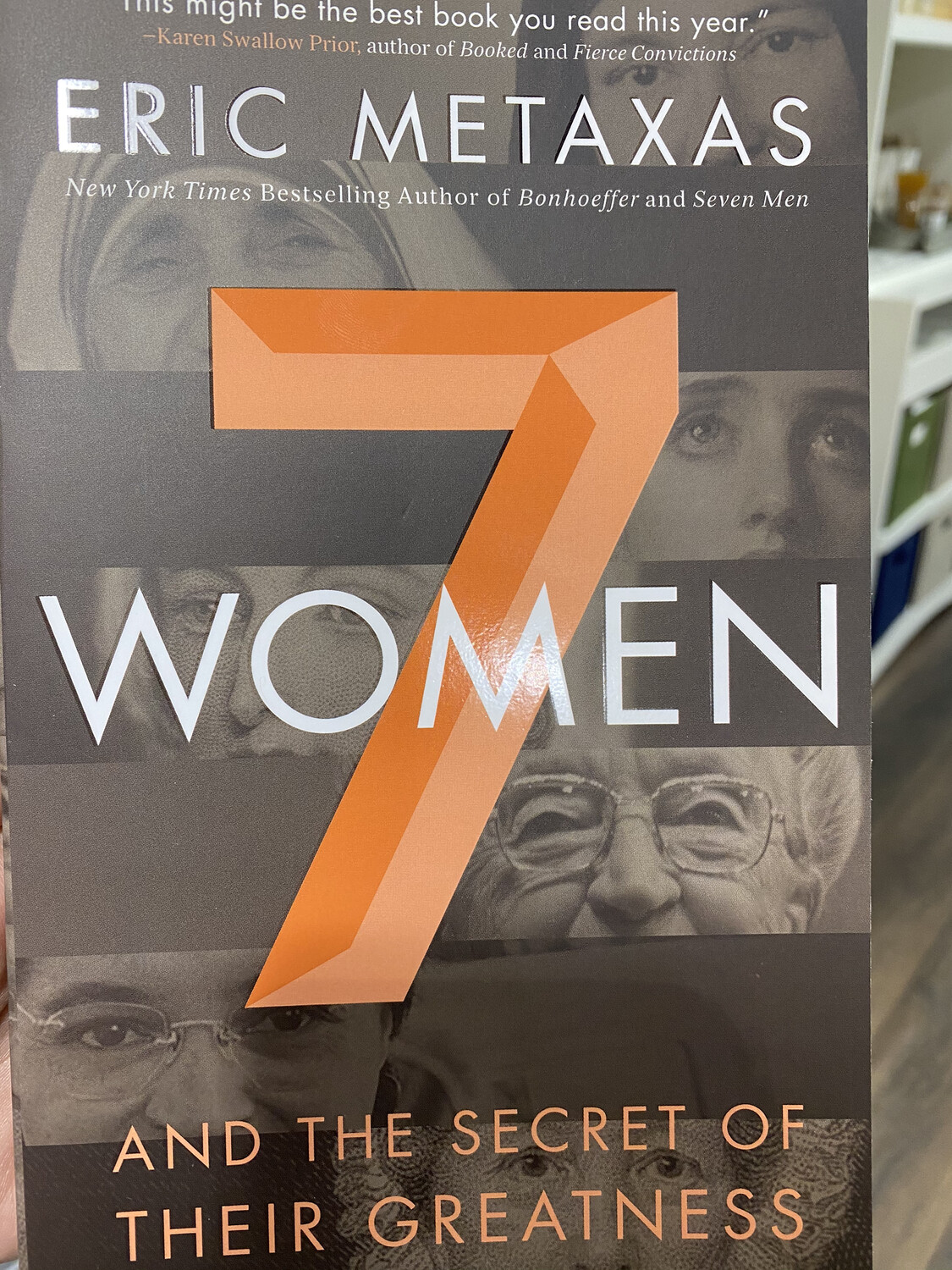 METAXAS -  7 Women And The Secrets Of Their Greatness