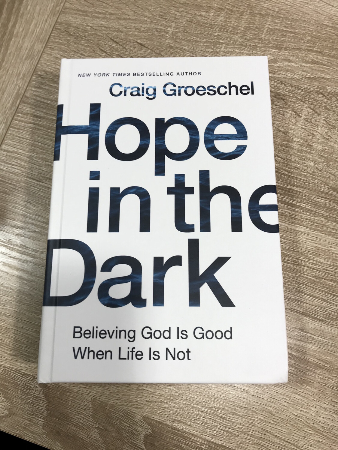 GROESCHEL, Hope In The Dark