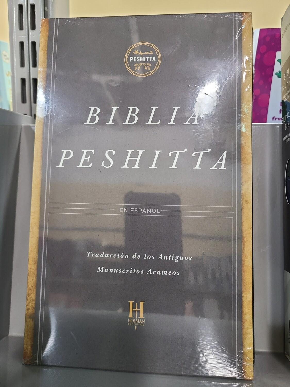 Biblia Peshitta Indice