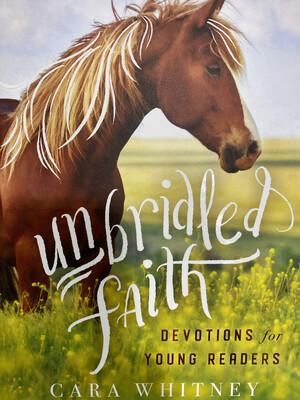WHITNEY, Unbridled Faith