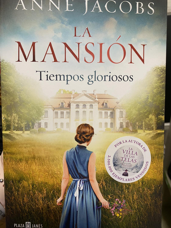 Jacobs - La Mansion, Tiempos Gloriosis