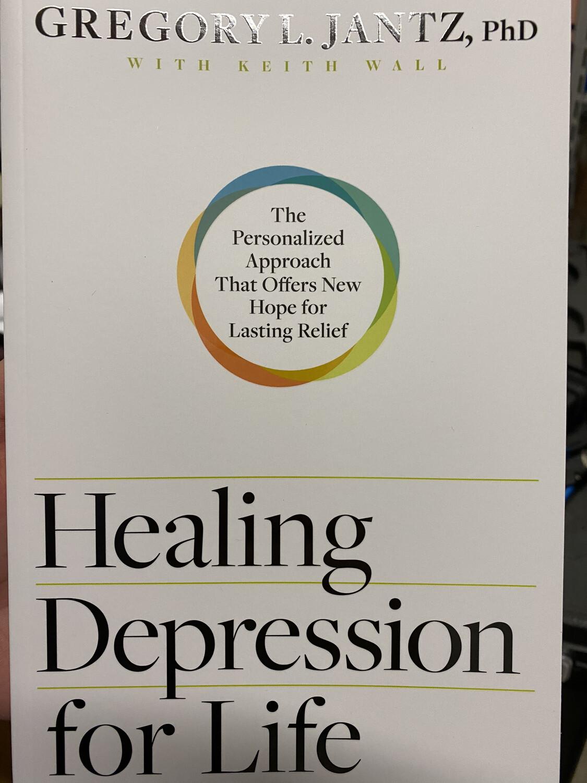 Jantz (Wall) - Healing Depression for Life