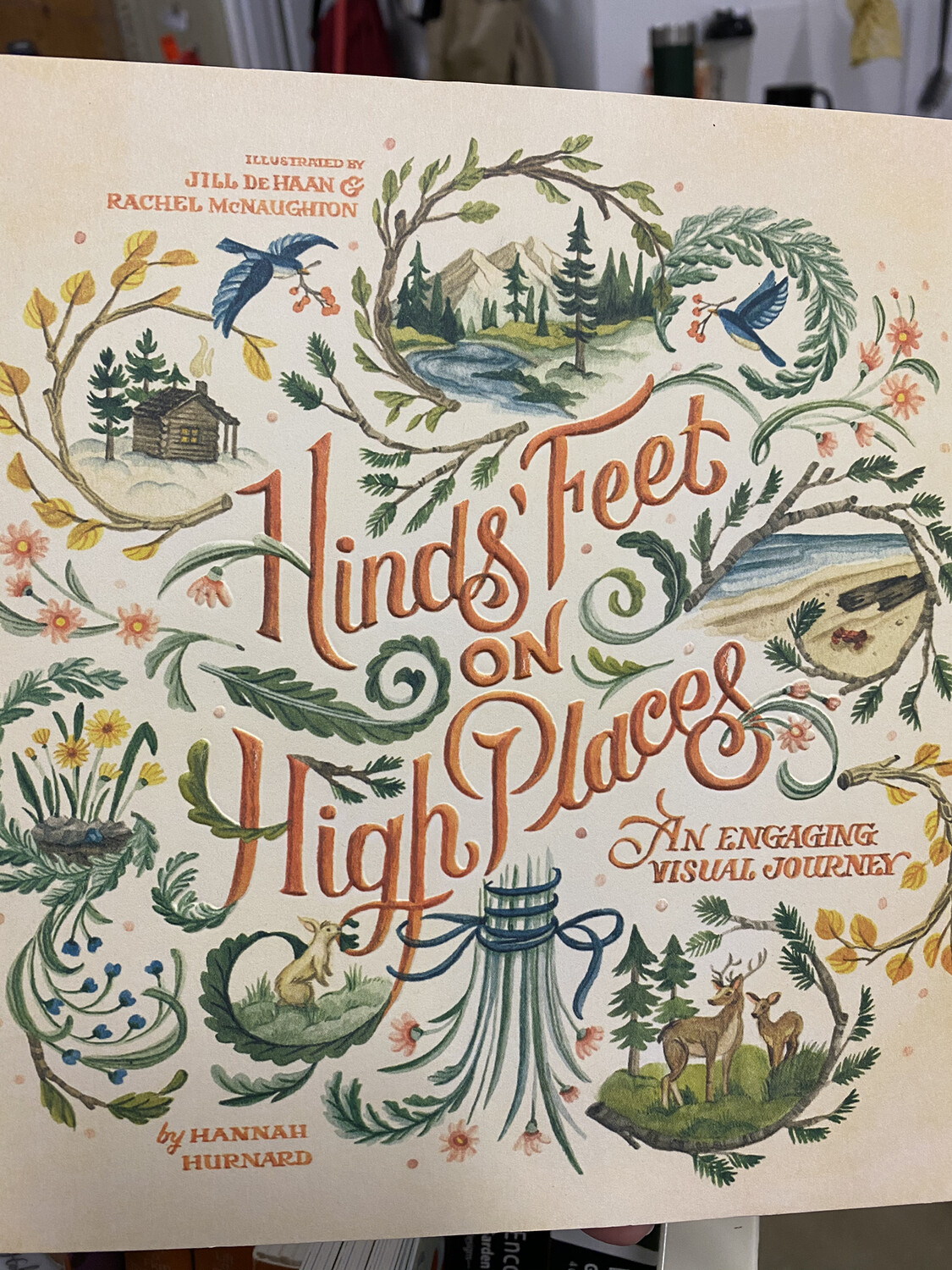 HURNARD, Hinds' Feet On High Places